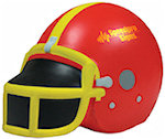 Football Helmet Stress Balls